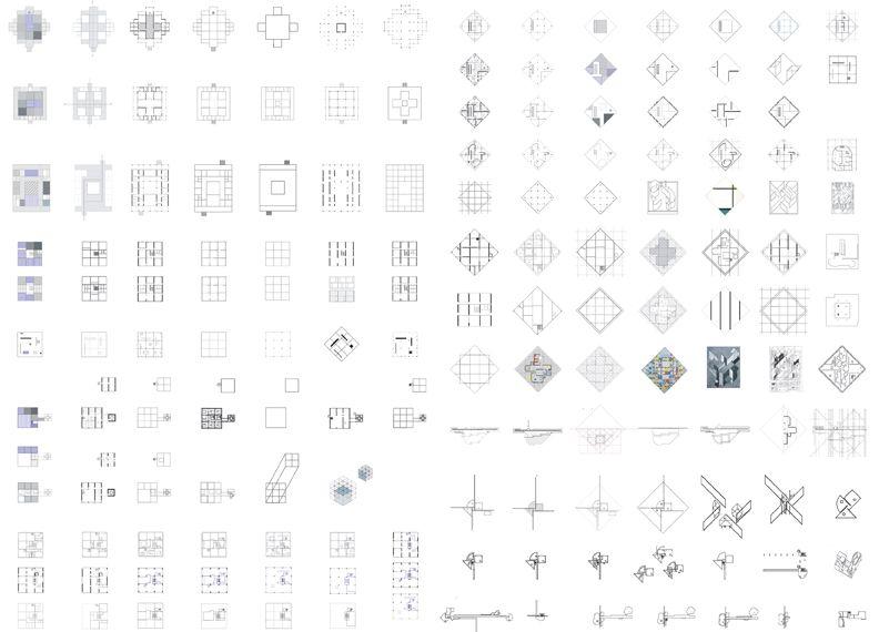 JOHN HEJDUK 1954-1974: The Evolution of Form from the Nine