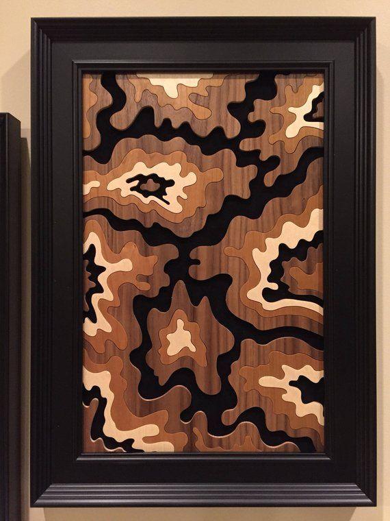 Wood wall art \