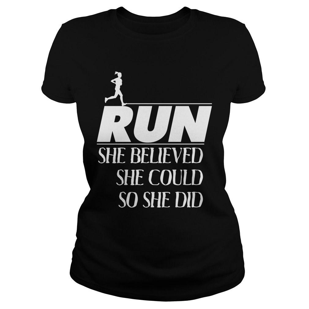 MARATHON gym training running christmas birthday gift tee mens womens T SHIRT