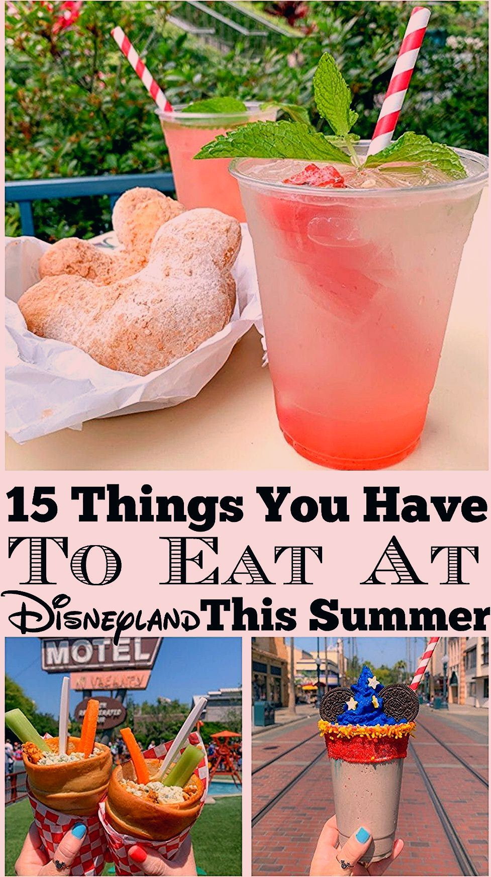 Photo of 15 Things To Eat at Disneyland This Summer