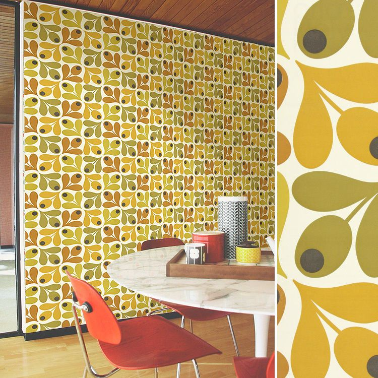 Pin by Anna Uhlin on 70s Spotted wallpaper, Wallpaper