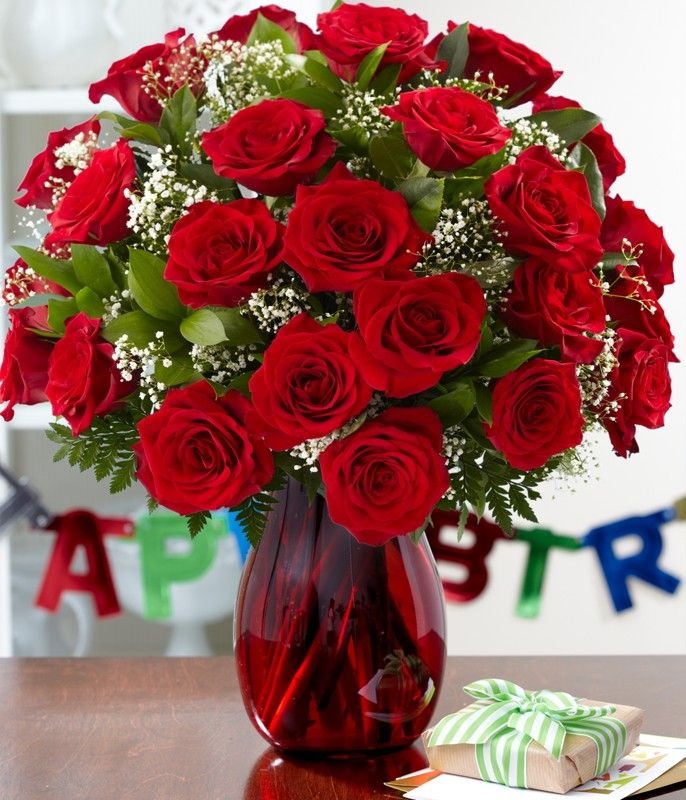 Happy Birthday beautiful roses images http//www
