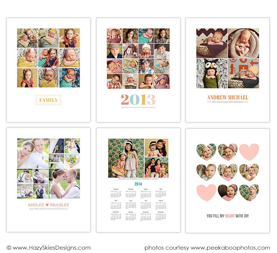 story board collage templates days of joy collage template