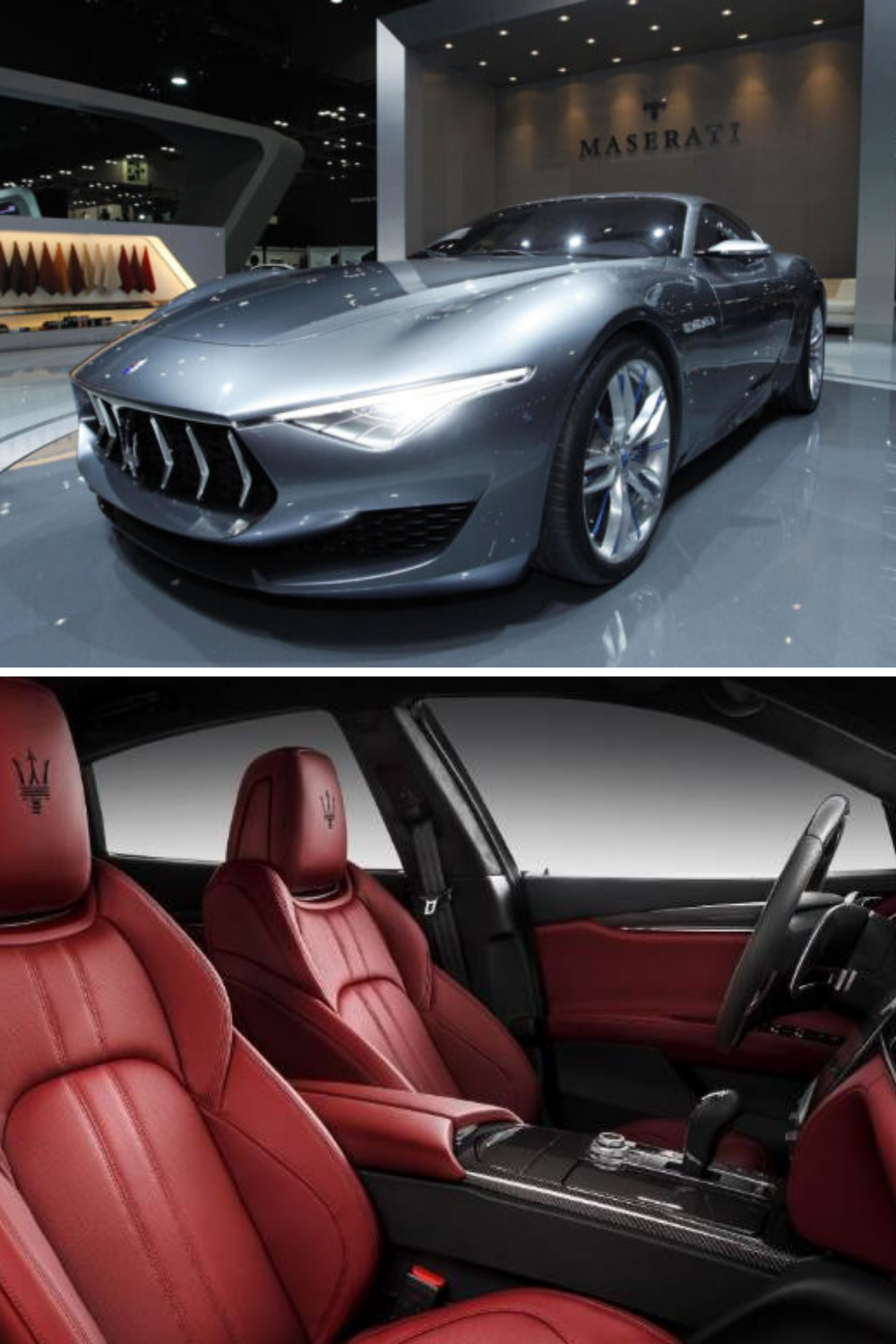 10 Things You Didn't Know About The 2021 Maserati ...