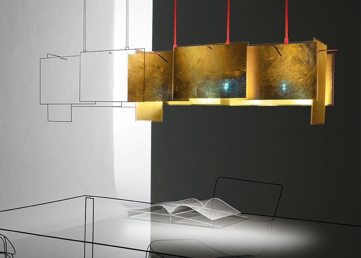 24 Karat Blau M Produkte Ingo Maurer Gmbh Lamp Suspension Lamp Lighting Concepts