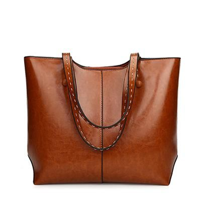 704bf65717 Autumn New PU Leather Women Bag Female Shoulder Bags 2018 New Vintage  Designer Handbags High Quality