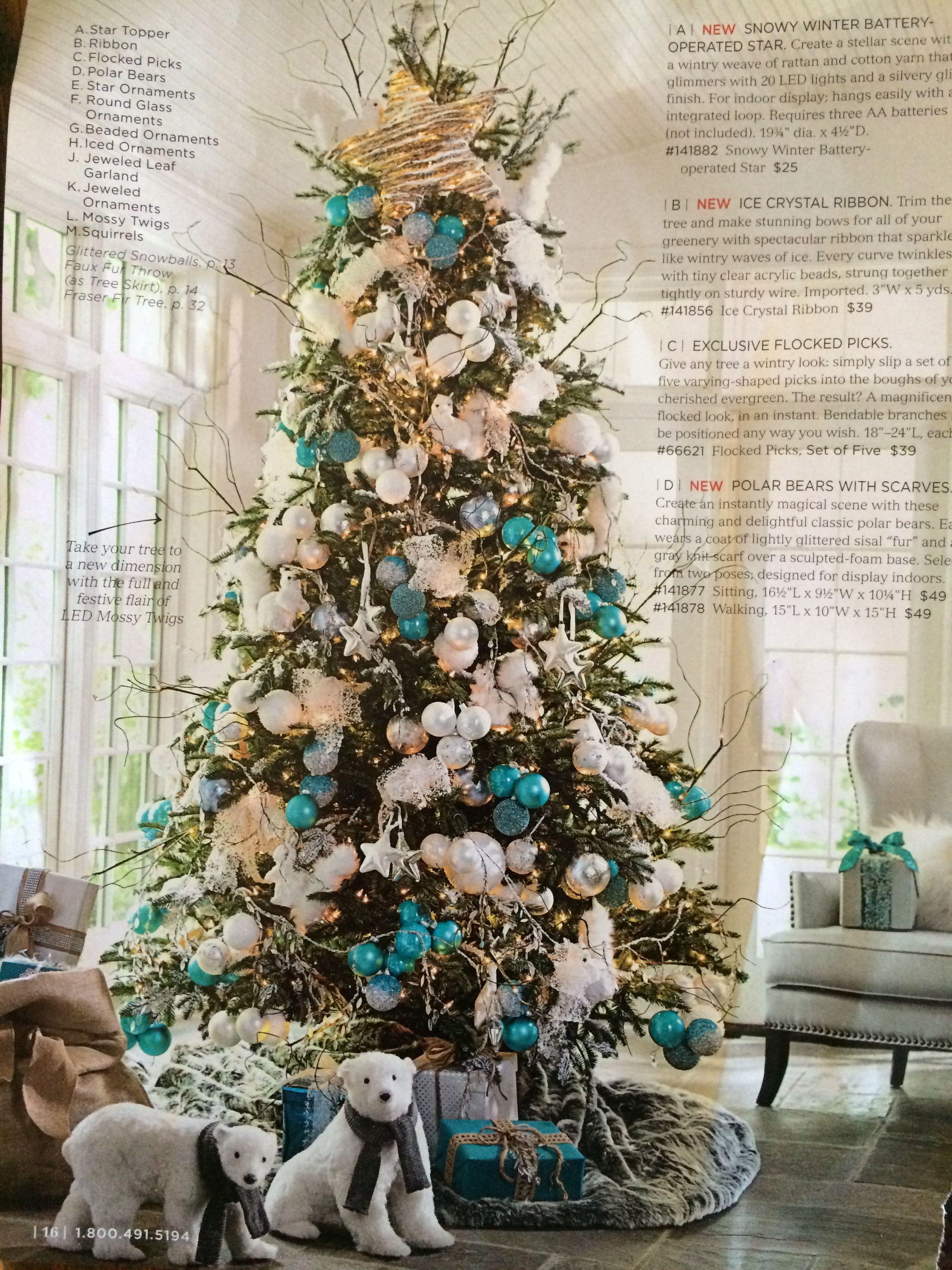Winter tree: bead weaving 87