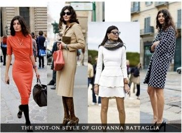 Giovanna Battaglia Barneys 360 264 Mob Matriarch Pinterest