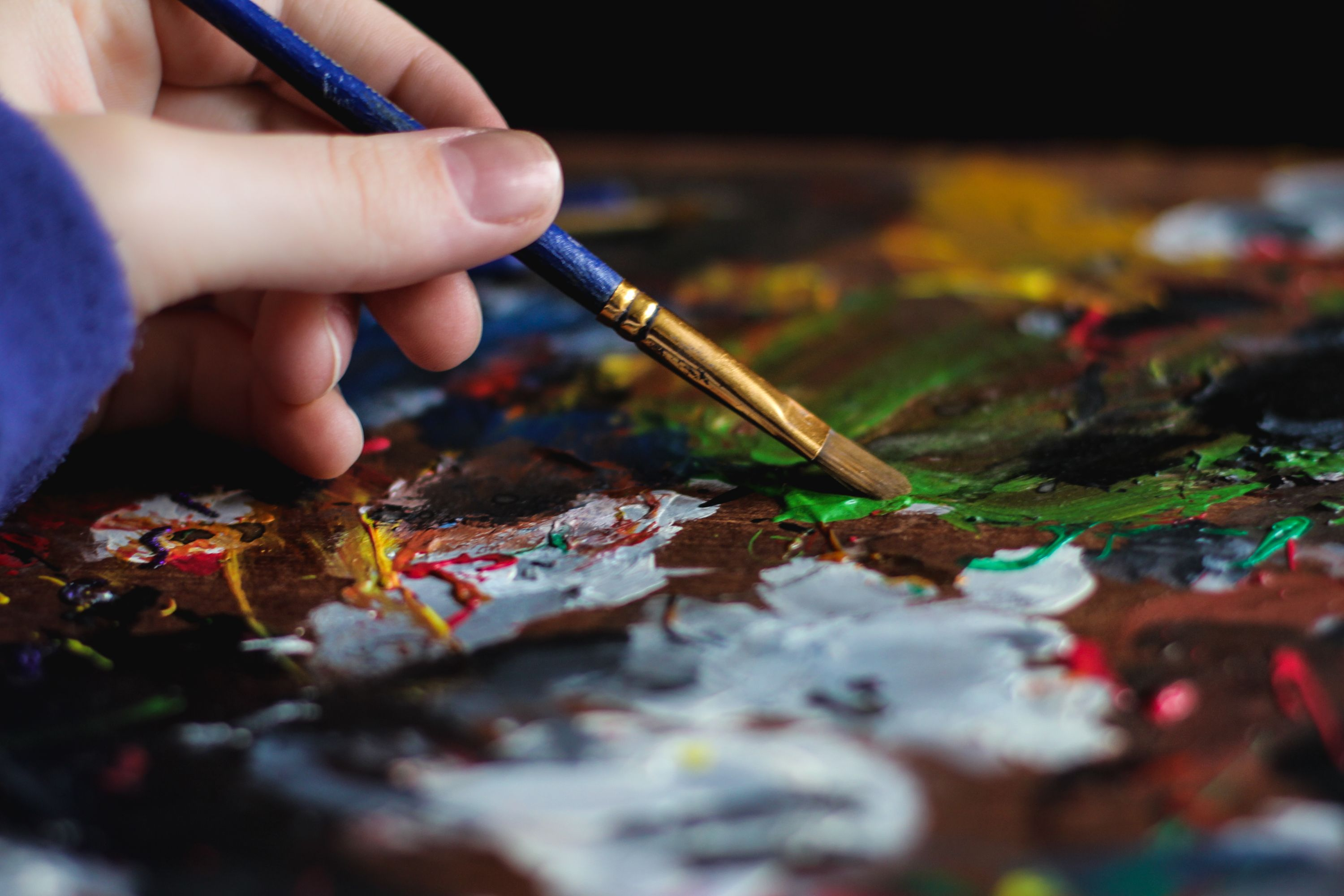 Check out these online and offline painting games you can do with ...