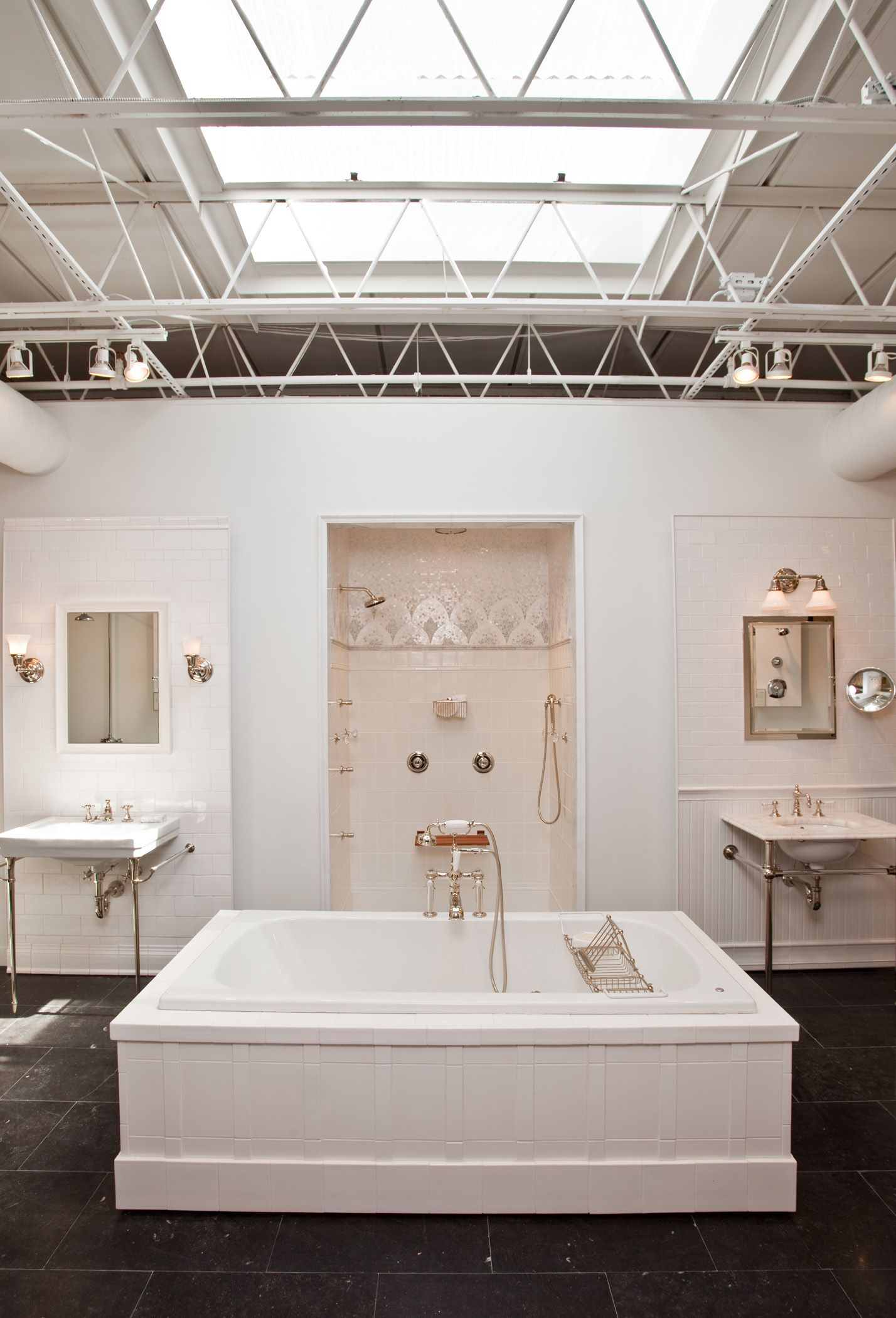 Waterworks Miami Showroom | Showroom Design - Kitchen and Bath ...