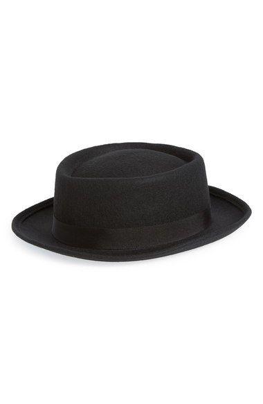 0efe17dda67 Topman Wool Porkpie Hat available at  Nordstrom