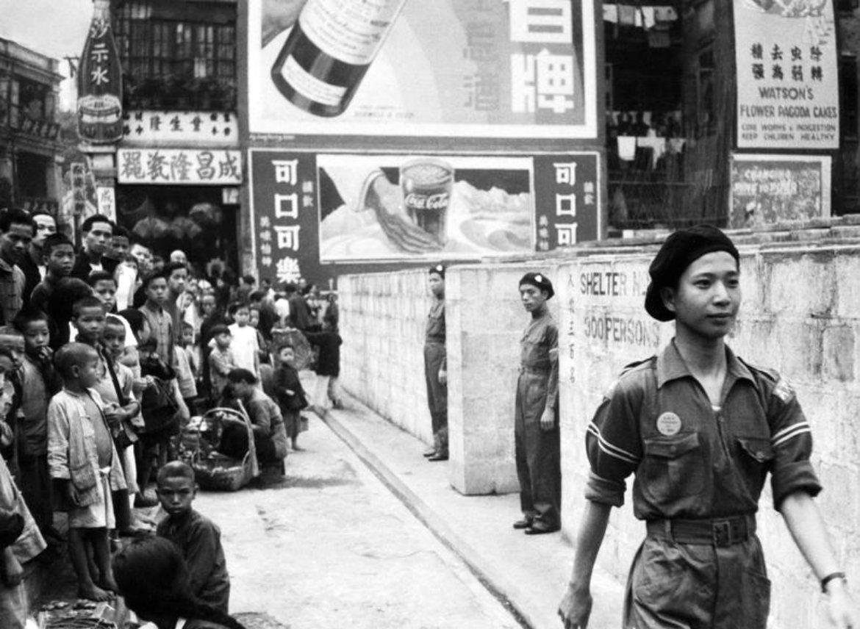 香港防空救護團