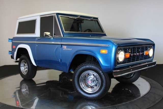 Original Sport Model Ford Bronco Most Recent Owner Had This Rig For The Last 35 Years All Documents Available Featur Ford Bronco Bronco Ford Bronco For Sale