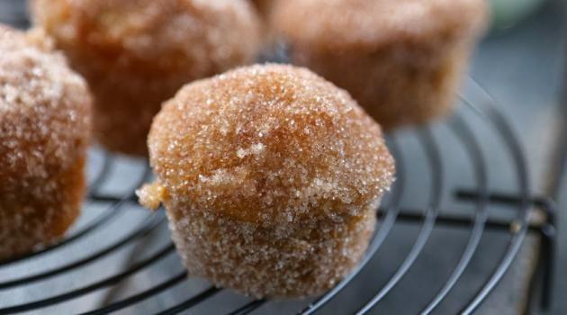 Duffin ,un gâteau hybride  mi muffin, ni doughnut