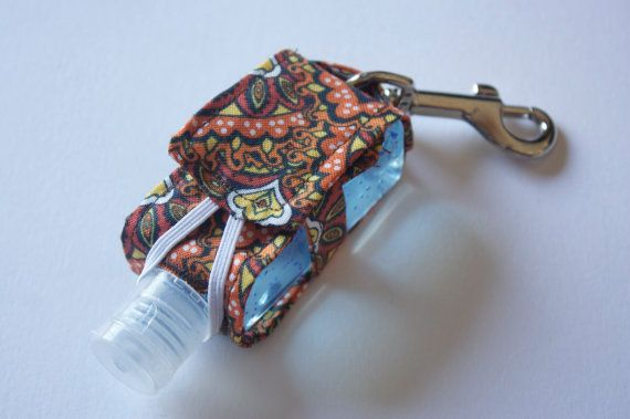 Hand Sanitizer Holders In My Etsy Shop These Make Great Stocking