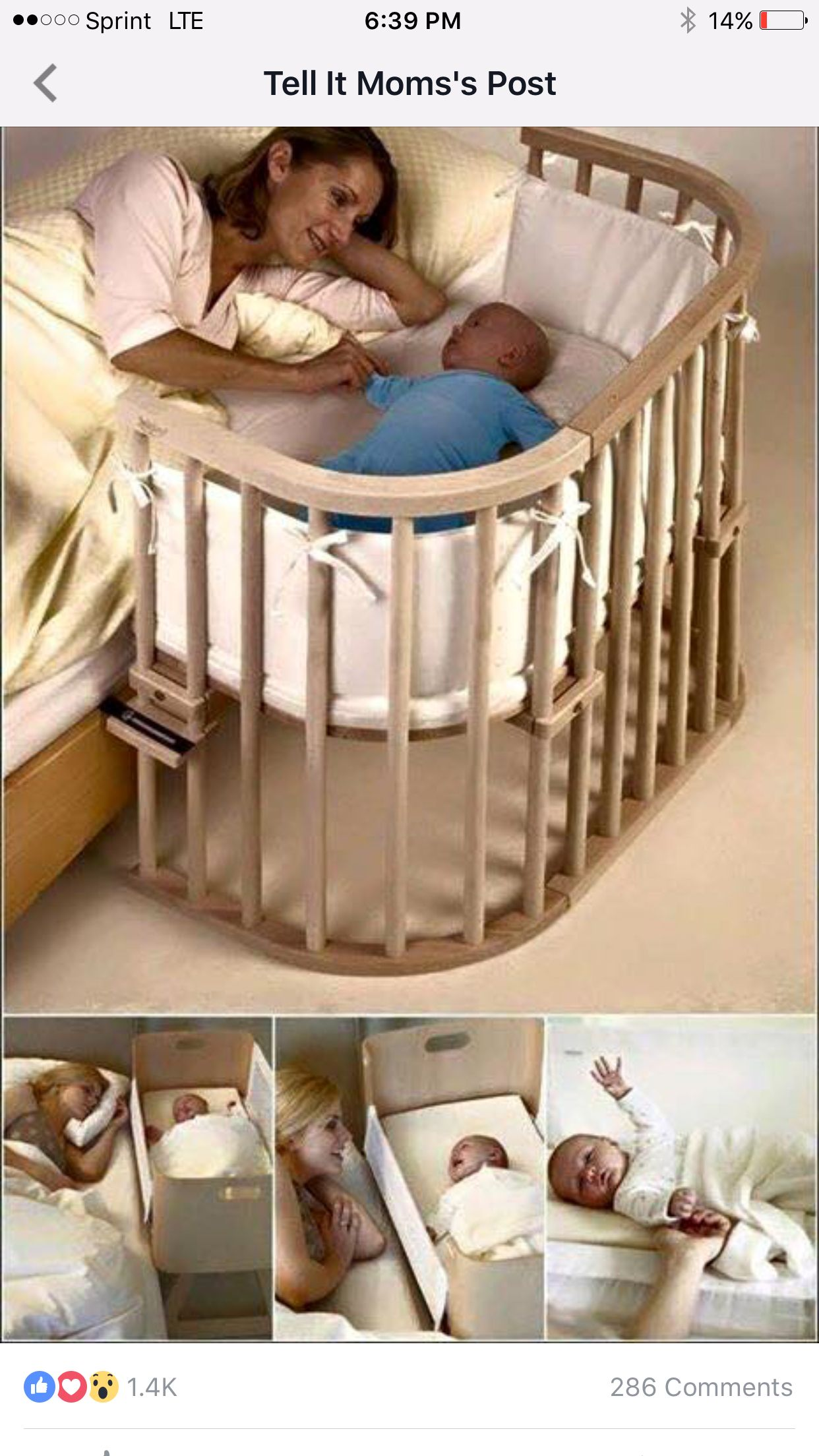Corner bed crib Baby bed, Baby co sleeper, Baby cot