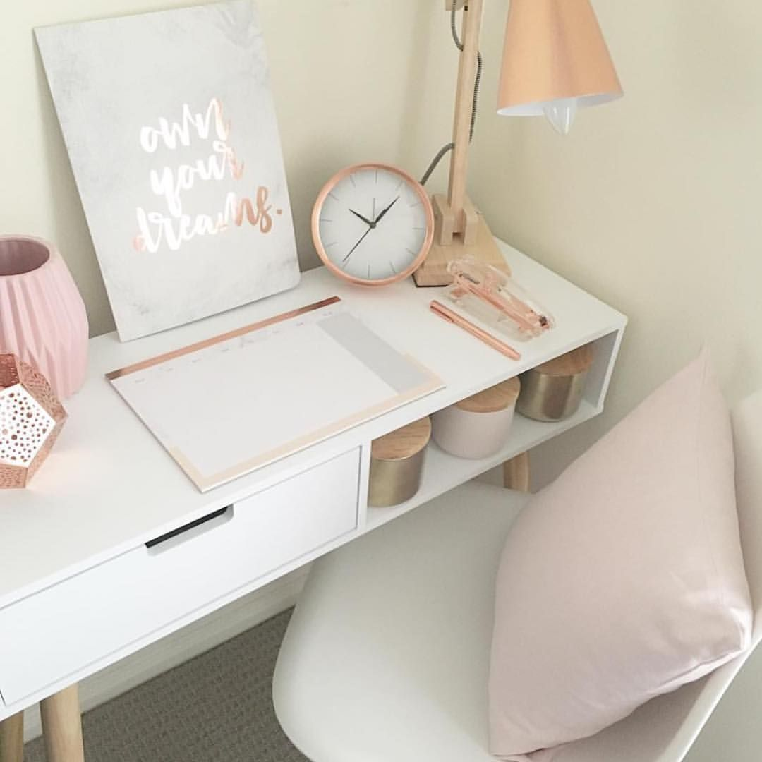 15 Likes 3 Comments Style On A Budget Styleonabudgett On Instagram Affordable Decor Styling Items From Kma Kmart Home Rose Gold Bedroom Rose Gold Rooms