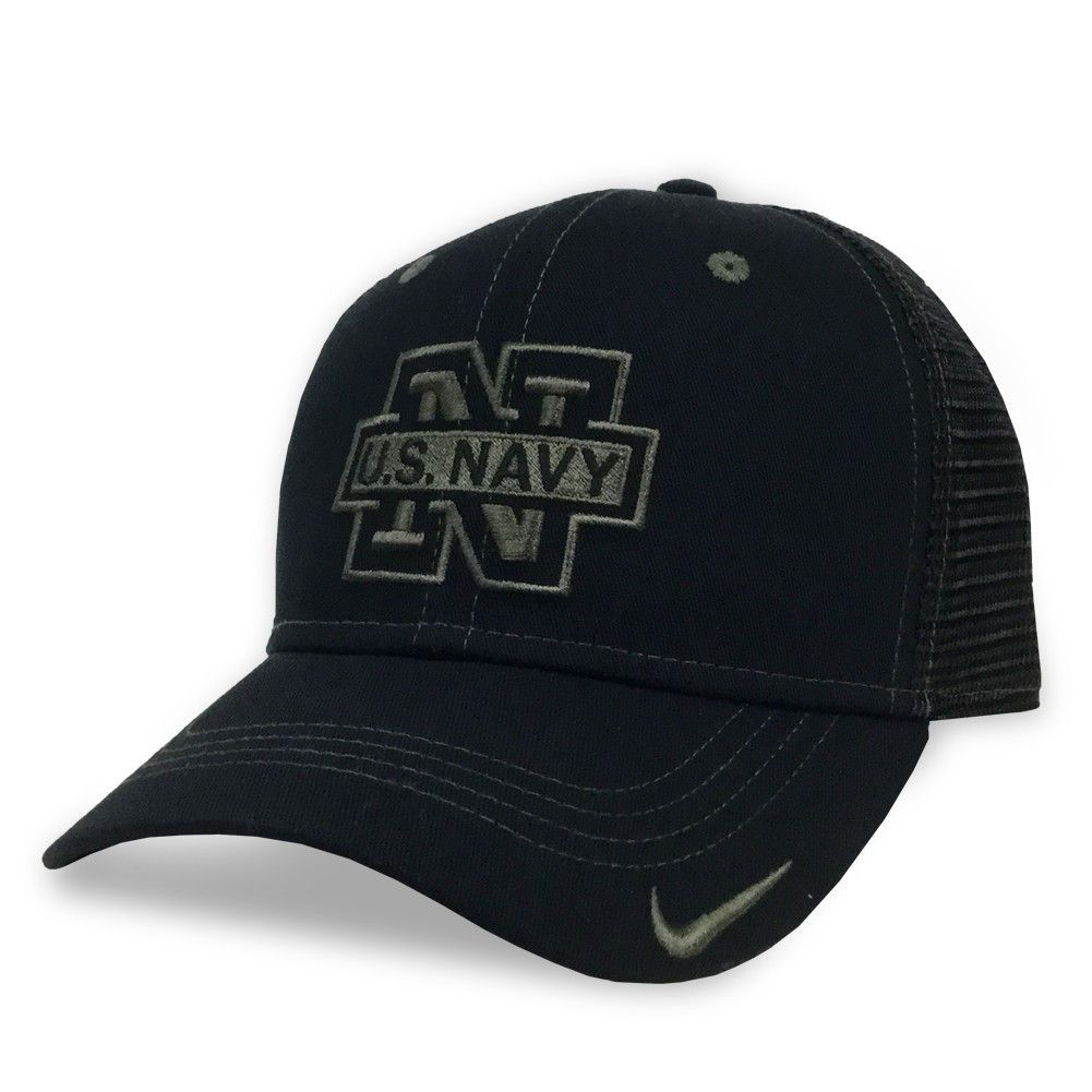 As An Avid Navy Supporter You Ll Need A Great Hat To Show Off Your Navy Pride This Us Navy Nike Mesh Hat Is The Perfect Way To Go Whe Navy Hats [ 1001 x 1001 Pixel ]