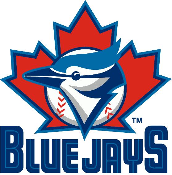 Toronto Blue Jays Primary Logo Blue Jays Toronto Blue Jays Mlb Logos