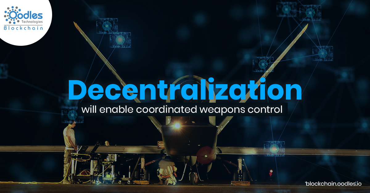 Smart Contract Technology In Military And Defence Application Technology Defence Contract