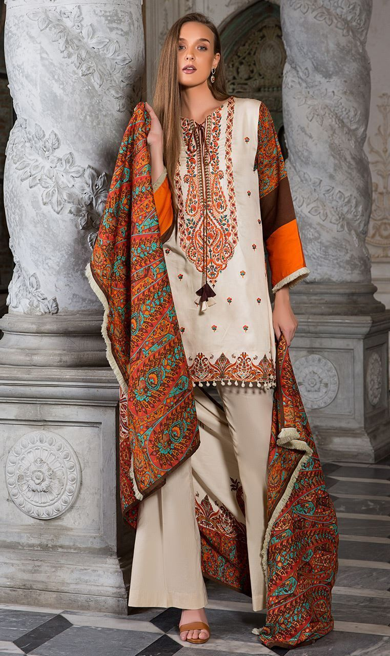 Fashion Winter outfits offered by orient textile