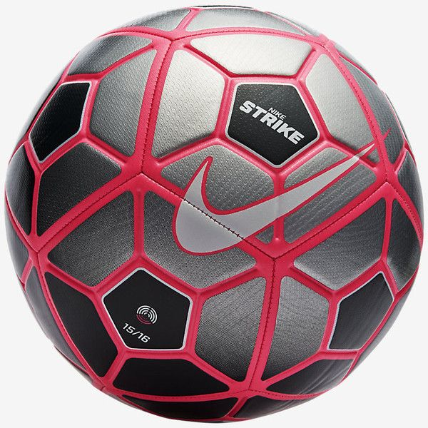 1bcb806d4a Nike Strike Soccer Ball ( 30) ❤ liked on Polyvore featuring accessories