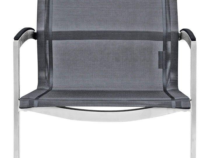 Perfect Klappstuhl Freischwinger Anthrazit Kunststoff Sitzen Plastik Balkon Teak Zebras