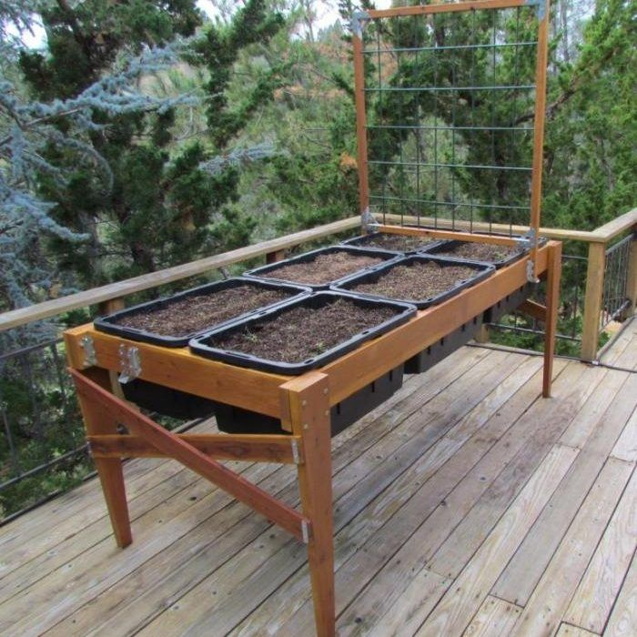 4x8 Raised Garden Bed Plans Plans, Tool and