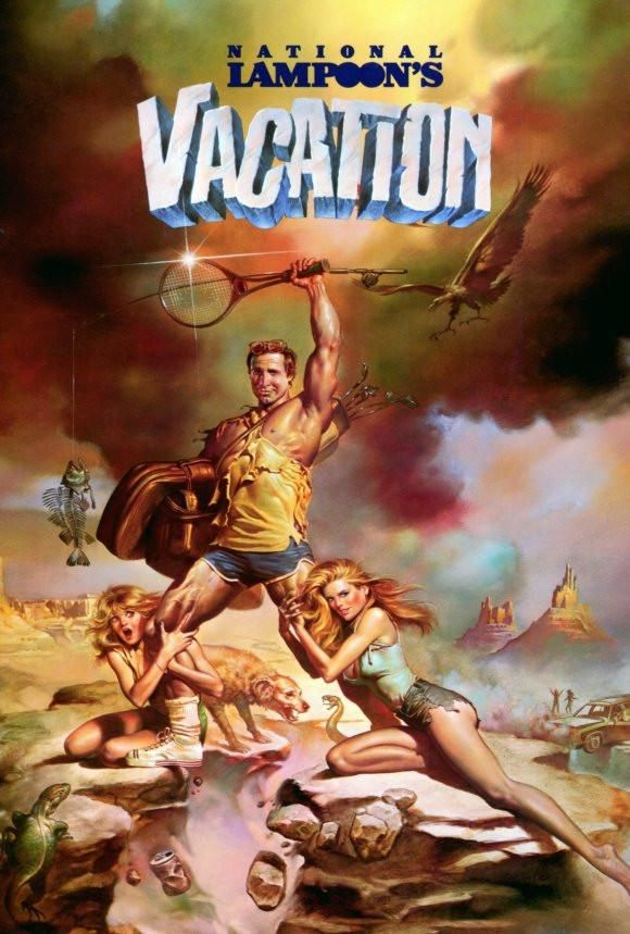 National Lampoon's Vacation 27x40 Movie Poster (1983
