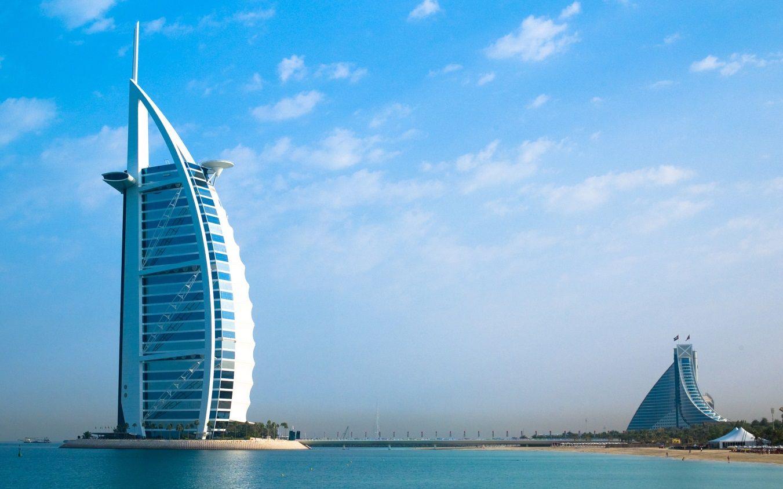 El Hotel Burj Al Arab Está Considerado El único Hotel De 7