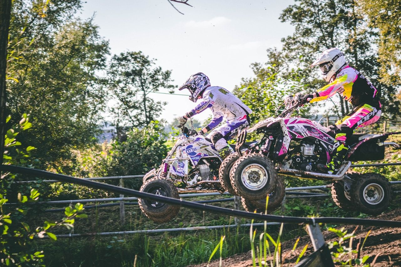 5 Top Quad Bike Brands For The Family Quad Bike Bike Brands Quad
