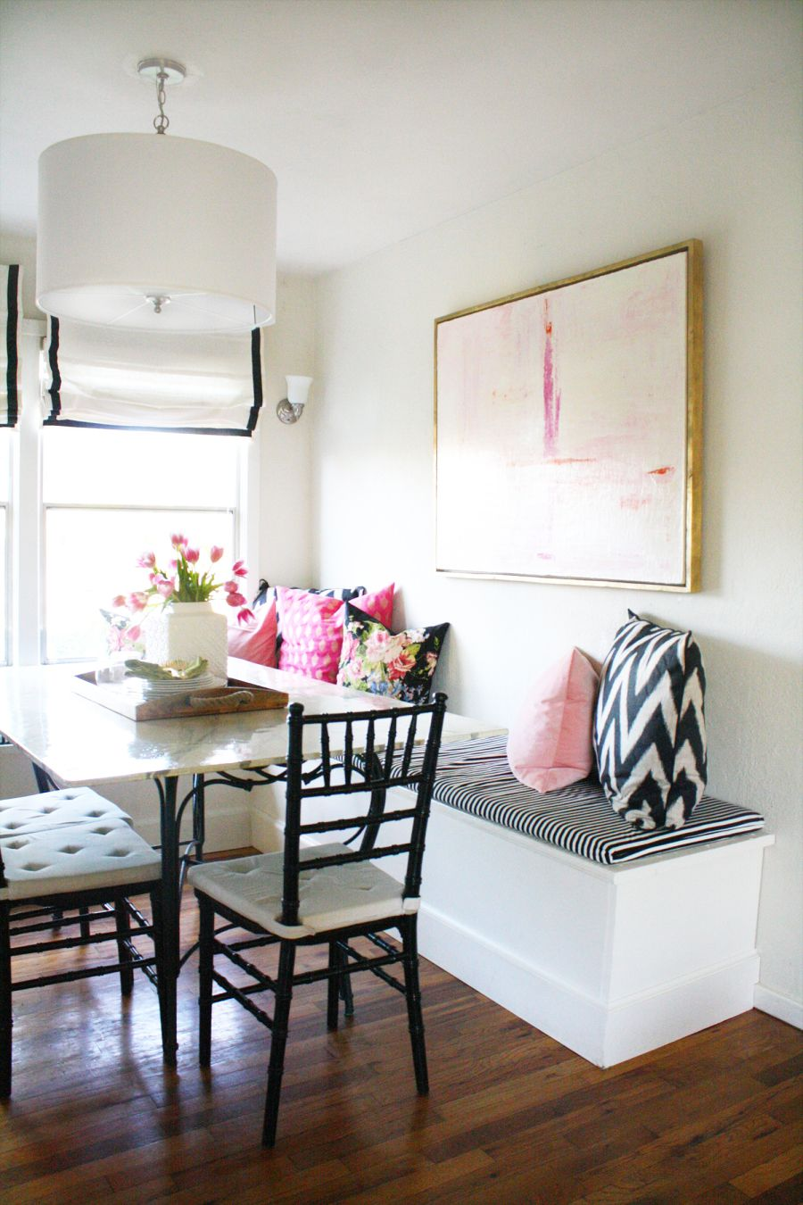 Room For Rent Design: A Blogger's Rental Home Full Of Steal-worthy DIY's