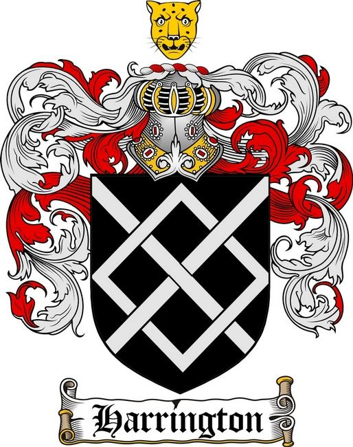 Harrington Coat Of Arms Harrington Family Crest Family Crest Coat Of Arms Family Shield