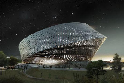 Astana National Library - BIG