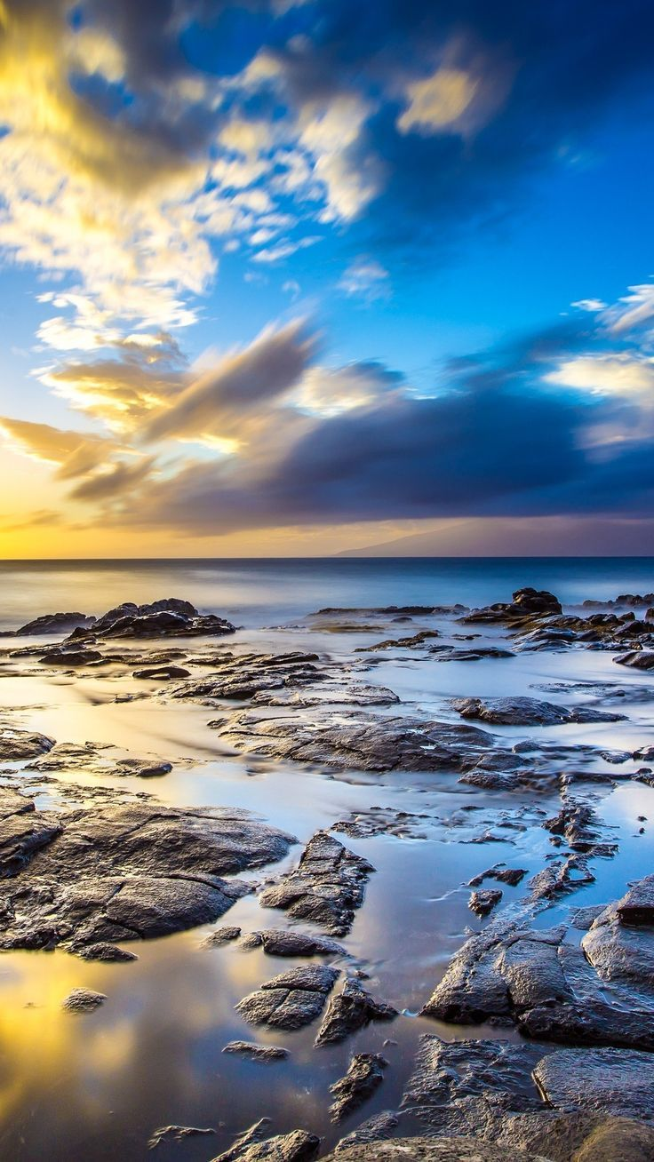 Android Wallpaper 4k Ocean Wallpapers High Quality Download Free Fotos Fotos Whats Paisagens