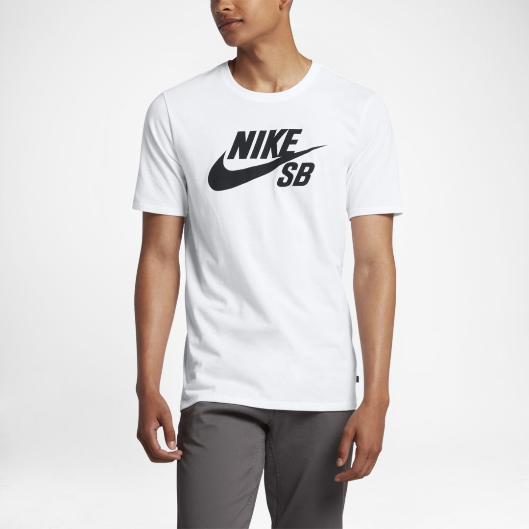8deb4f19 SB Logo Men's T-Shirt in 2019 | Products | Nike SB, Sb logo, Nike