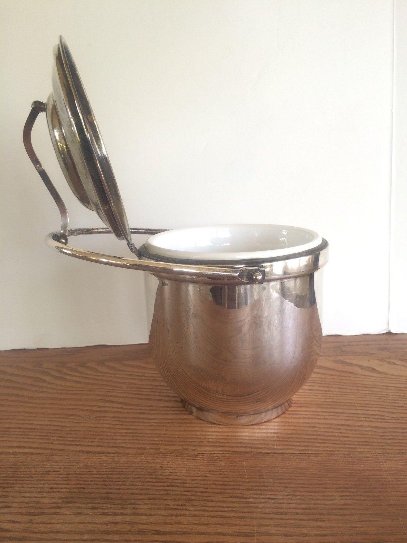 Vintage Gorham ice bucket