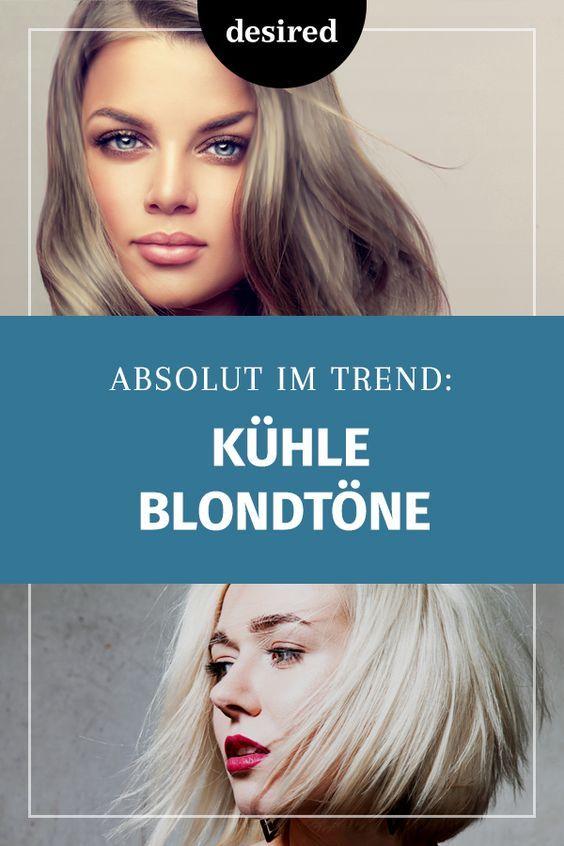 Kühle Blondtöne: Welche gibt es? | desired.de | Blondtöne