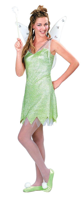 Tinkerbell Fairy Costume Fairy Costume Tinker Bell Costume Tinkerbell Halloween Costume [ 1429 x 600 Pixel ]