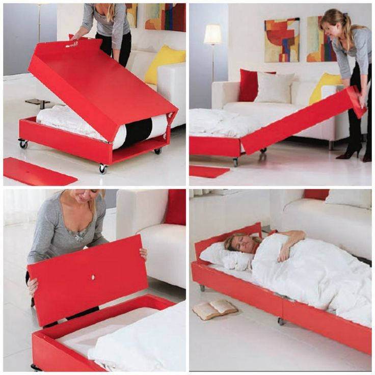 DIY Guest Bed & Coffee Table is creative inspiration for us. Get more photo  about