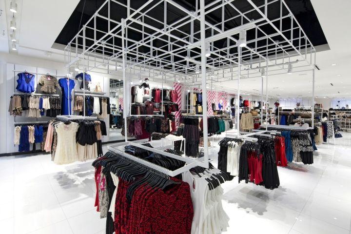 Shasa store by Dalziel and Pow Los Angeles California