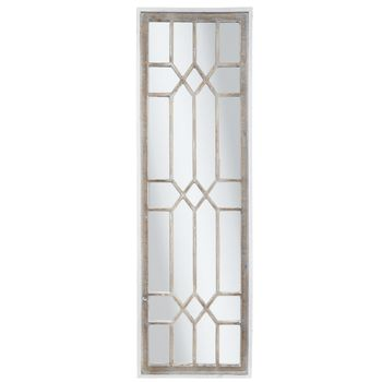 Antique Mosaic Wood Wall Mirror Hobby Lobby 1810209 Mirror Wall Wood Wall Mirror Mirror Wall Decor