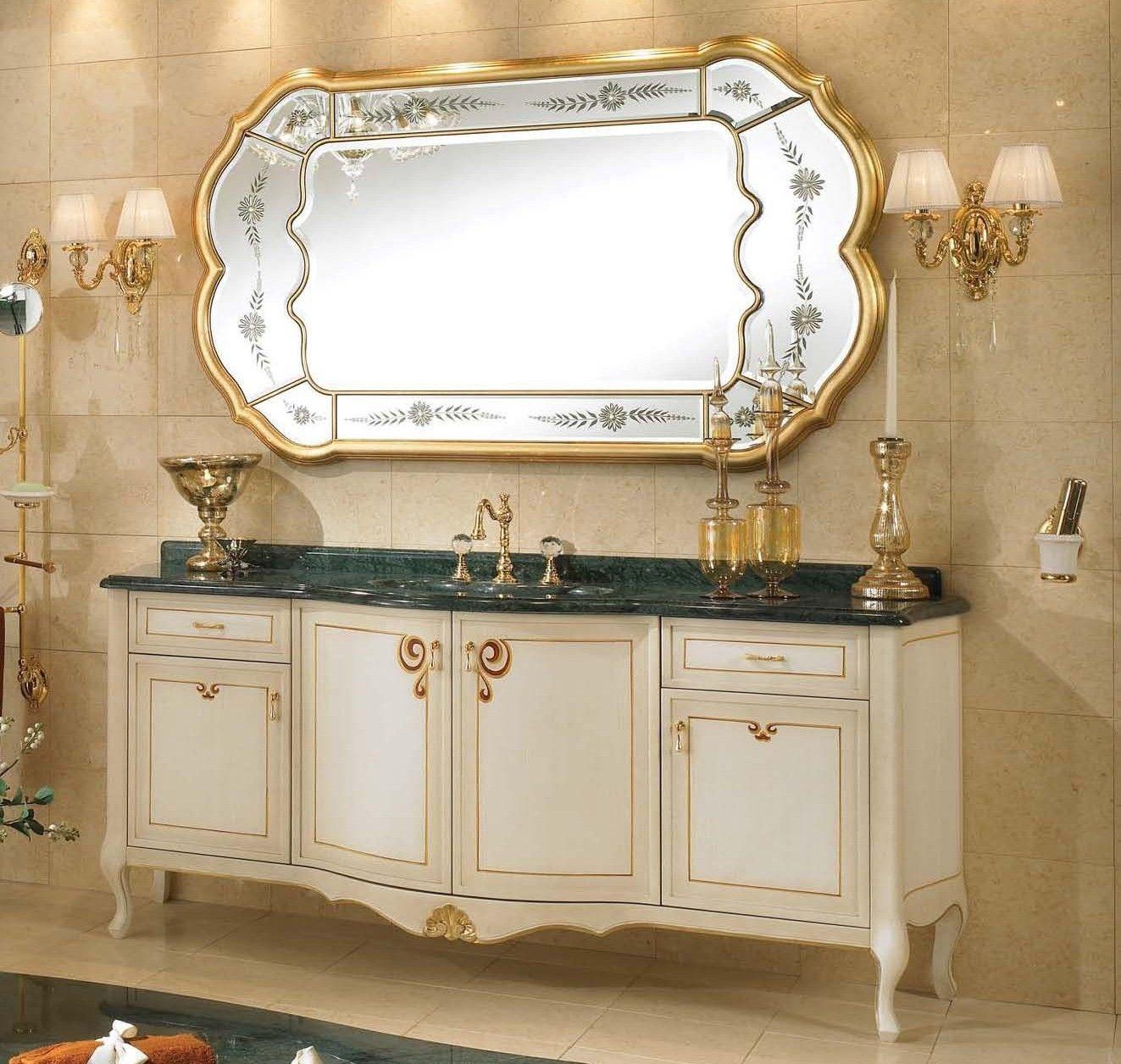 Мебель для ванных комнат Lineatre: Gold · GoldBathroom Gallery