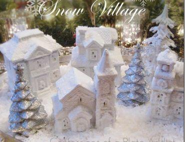 10 Genius Dollar Store Christmas Decorations To DIY #dollarstorechristmascrafts
