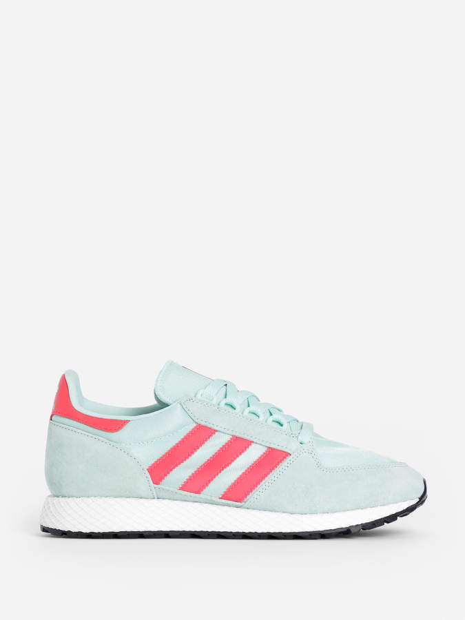 adidas AQUA GREEN FOREST GROVE SNEAKERS