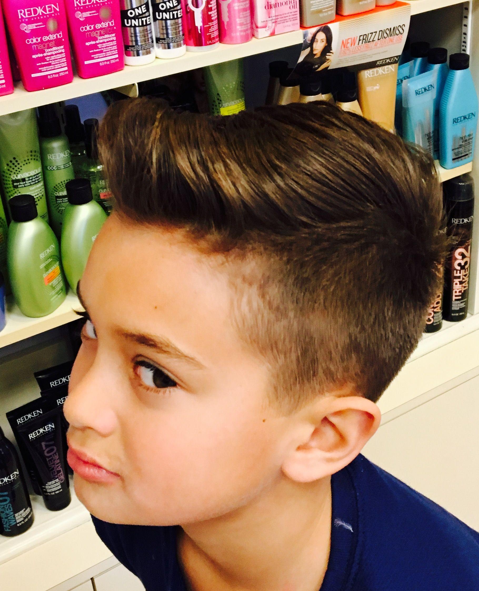 Boy hair style cutting boys cut  hair by shanelle  pinterest  boy cuts