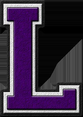 L | ... Home Alphabets Varsity Letters Purple Letter L Site Map  Presentations