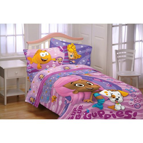 Bubble Guppies Fun Guppies Bedding Comforter   Olivia Would Love Her Life!