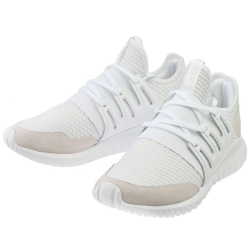 size 40 b0118 5b2fd adidas Tubular Radial Unise Vintage White Athletic Shoes ...