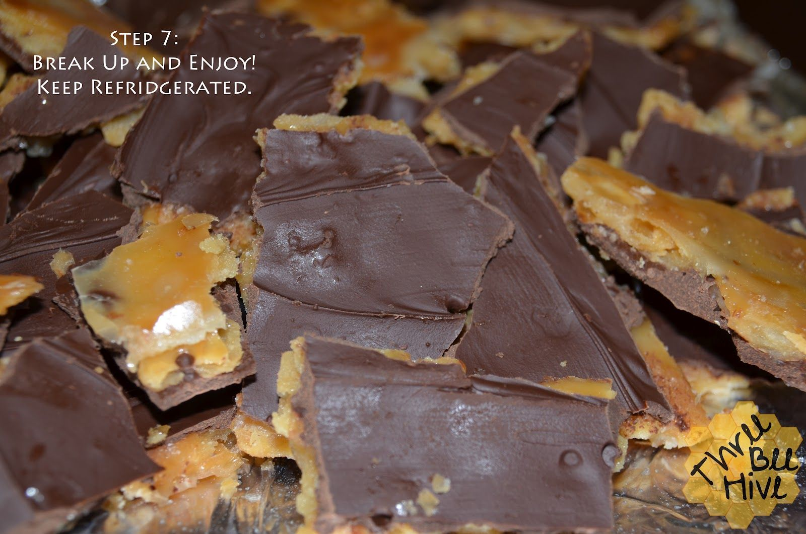 Allan's Cracker Crack!     A friend at work made this for us one Christmas and I have been addicted since. It is so simple, yet soooo amazi...